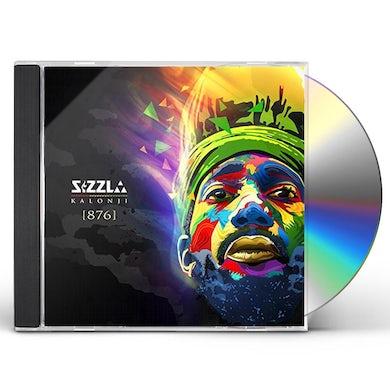 Sizzla Kalonji 876 CD