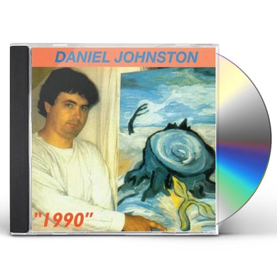 Daniel Johnston 1990 CD