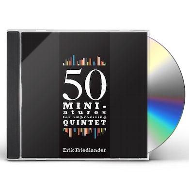 Erik Friedlander FIFTY CD
