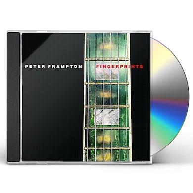 Peter Frampton FINGERPRINTS CD