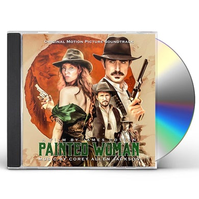 Corey Allen Jackson PAINTED WOMAN - Original Soundtrack CD