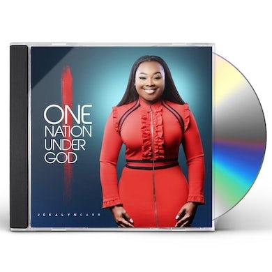 Jekalyn Carr ONE NATION UNDER GOD CD