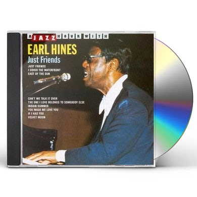Earl Hines JUST FRIENDS CD