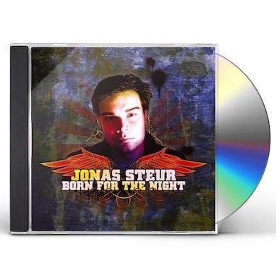 Jonas Steur BORN FOR THE NIGHT CD