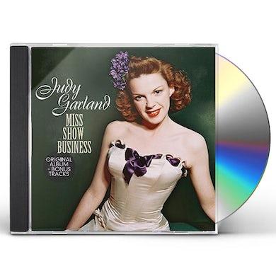 Judy Garland MISS SHOW BUSINESS CD
