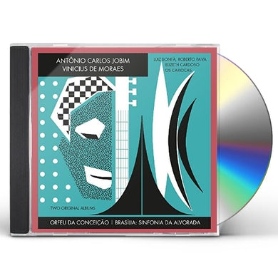 Antonio Carlos Jobim ORFEU DA CONCEICAO / BRASIL CD