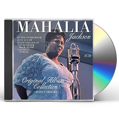 Mahalia Jackson ORIGINAL ALBUM COLLECTION CD