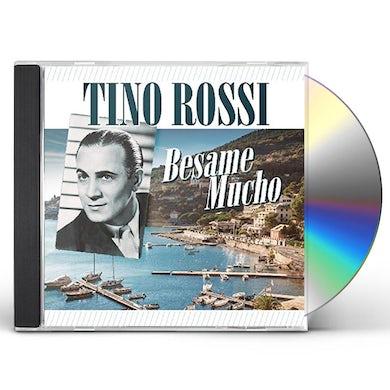 Tino Rossi BESAME MUCHO CD