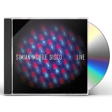 Simian Mobile Disco LIVE CD