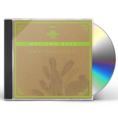 Mollono Bass REMIX COLLECTION IV CD