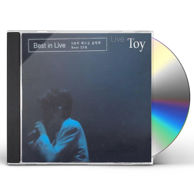Toy BEST IN LIVE CD