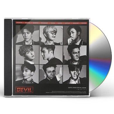 Super Junior DEVIL CD