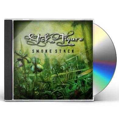 Stick Figure SMOKE STACK CD
