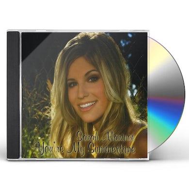 Sarah Marince YOU'RE MY SUMMERTIME CD