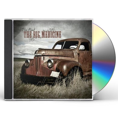 Big Medicine FLOOD CD