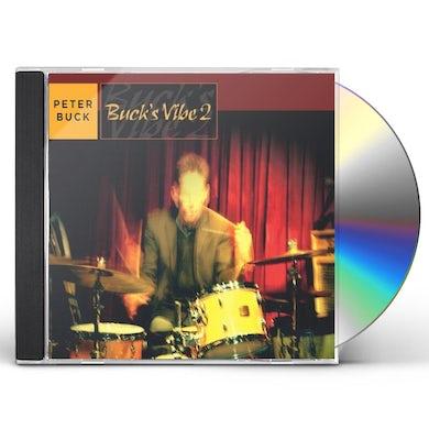 Peter Buck BUCK'S VIBE 2 CD