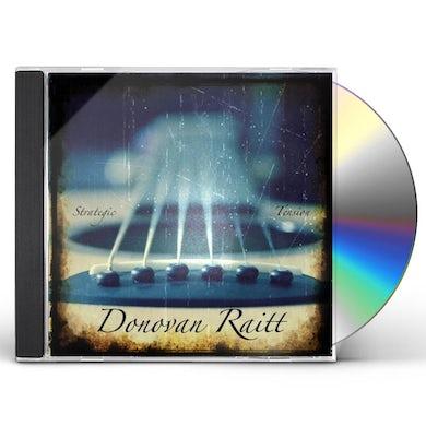 Donovan Raitt STRATEGIC TENSION CD