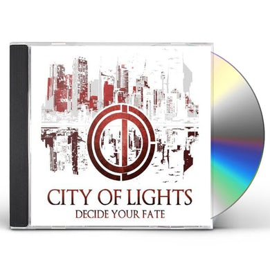City Of Lights DECIDE YOUR FATE CD