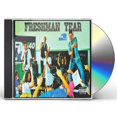 Five40 FRESHMAN YEAR CD