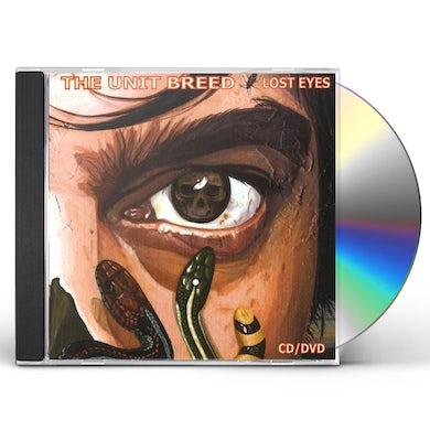Unit Breed LOST EYES CD