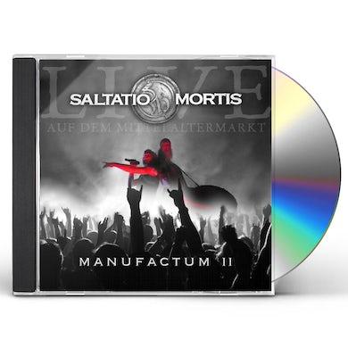 Saltatio Mortis MANUFACTUM II CD