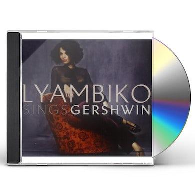 SINGS GERSHWIN CD