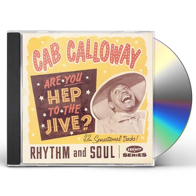 Cab Calloway ARE YOU HEP TO THE JIVE CD