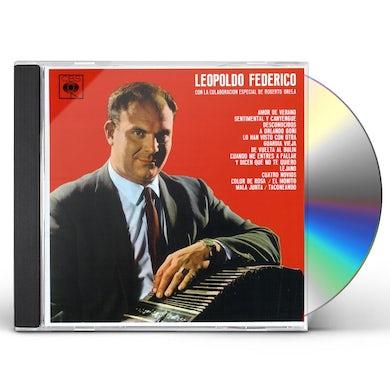Leopoldo Federico CON ROBERTO GRELA CD