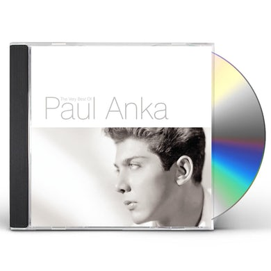 VERY BEST OF PAUL ANKA CD