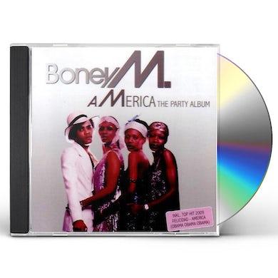 Boney M AMERICA: DAS PARTY ALBUM CD