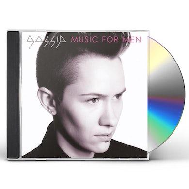 Gossip MUSIC FOR MEN CD