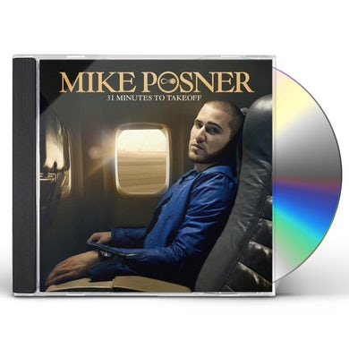 Mike Posner 31 MINUTES TO TAKEOFF CD