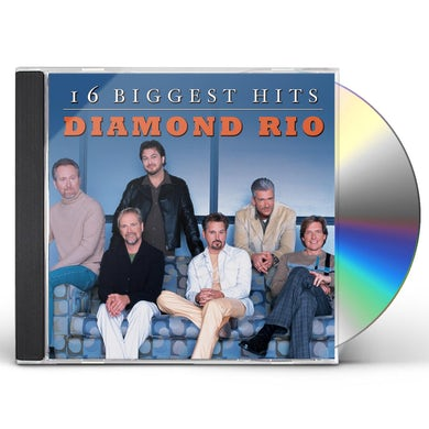 16 Biggest Hits: Diamond Rio CD