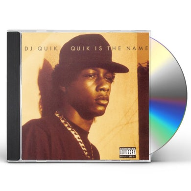 Dj Quik QUIK IS THE NAME CD