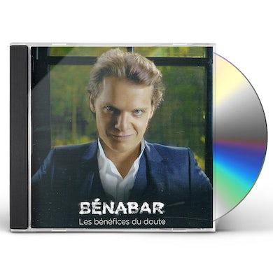 Benabar LES BENEFICES DU DOUTE CD
