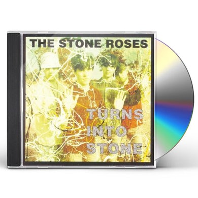The Stone Roses TURNS INTO STONE CD