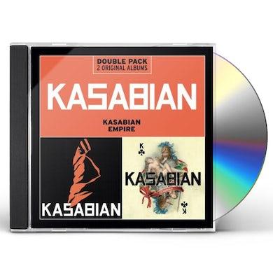 KASABIAN/EMPIRE CD