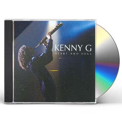 Kenny G HEART & SOUL CD