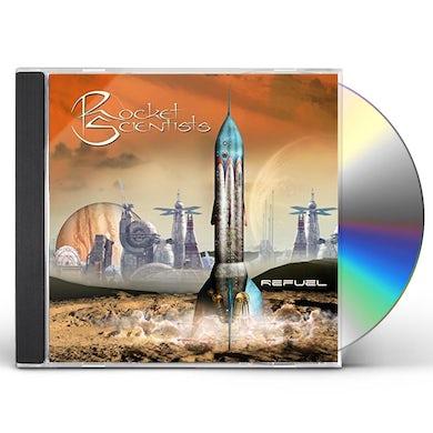 Rocket Scientists REFUEL CD