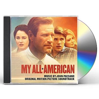 MY ALL AMERICAN - Original Soundtrack CD