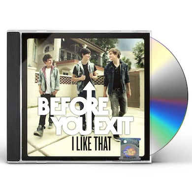 Before You Exit I LIKE THAT CD