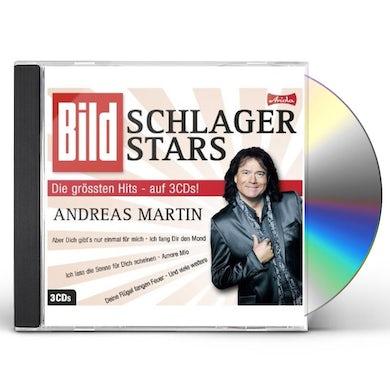 Andreas Martin BILD SCHLAGER STARS CD