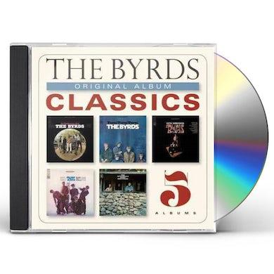 The Byrds ORIGINAL ALBUM CLASSICS CD