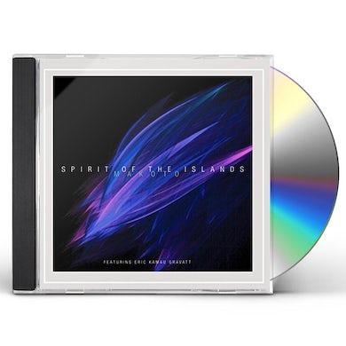 Makoto SPIRIT OF THE ISLAND CD