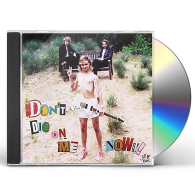 Jett Rebel DON'T DIE ON ME NOW CD