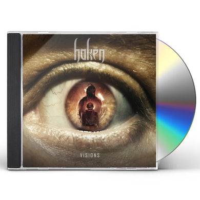 Haken VISIONS CD