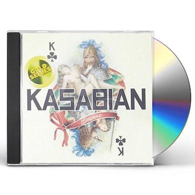 Kasabian EMPIRE (GOLD SERIES) CD