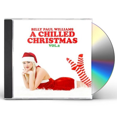 Billy Paul Williams CHILLED CHRISTMAS 2 CD