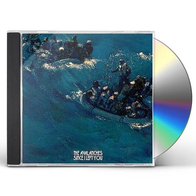 The Avalanches SINCE I LEFT YOU CD