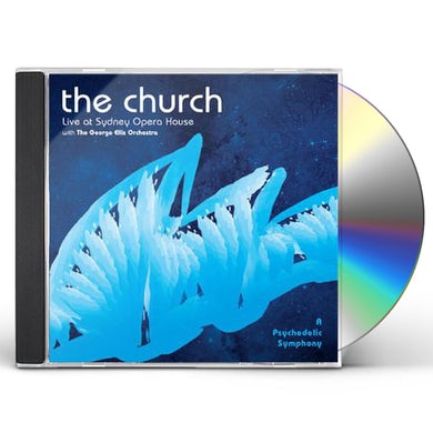 The Church A PSYCHEDELIC SYMPHONY CD